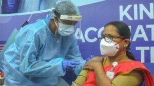 Maillot de bain Kerala receives 5.38 lakh COVID vaccine doses