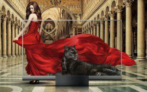 Maillot de bain Xiaomi tease une nouvelle Mi TV avec une potentielle dalle OLED