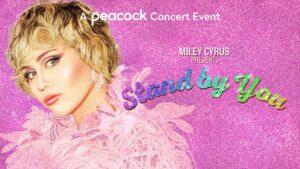Maillot de bain Miley Cyrus To Lead Pride Concert Special For Peacock – Trailer