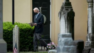 Maillot de bain Thought: A priest's gigantic seek recordsdata from for Catholic bishops is now not about Biden and Communion