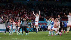 Maillot de bain Danimarka, Avrupa Şampiyonası tarihinde bir ilki başardı!