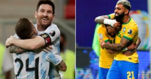 Maillot de bain Con Argentina y Brasil ya clasificados, cómo quedaron los grupos y cuáles serían los posibles cruces en cuartos de la Copa América – infobae