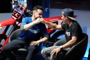 "Maillot de bain MotoGP, Marc Marquez: ""Valentino Rossi lotta per un 10° posto"""