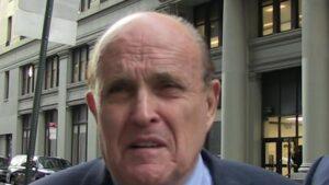 Maillot de bain Rudy Giuliani's Law License Suspended