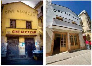 Ecole Alcazar renaît de ses cendres