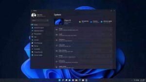 Maillot de bain Windows 11: veja como são as novas definições de sistema!