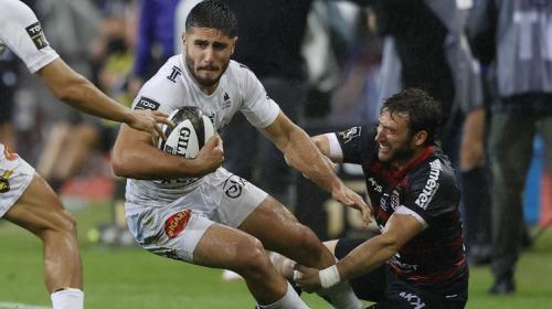 Maillot de bain Top 14 : «On ne s'en lasse jamais», le cri du cœur de Maxime Médard après la victoire de Toulouse contre La Rochelle