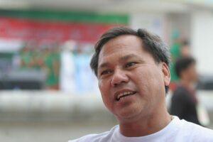Maillot de bain Metropolis of Naga mayor 'to retire' in March