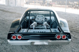 """Maillot de bain SpeedKore Dodge Charger """"Hellacious"""" is a Rapidly & Infected dream"""