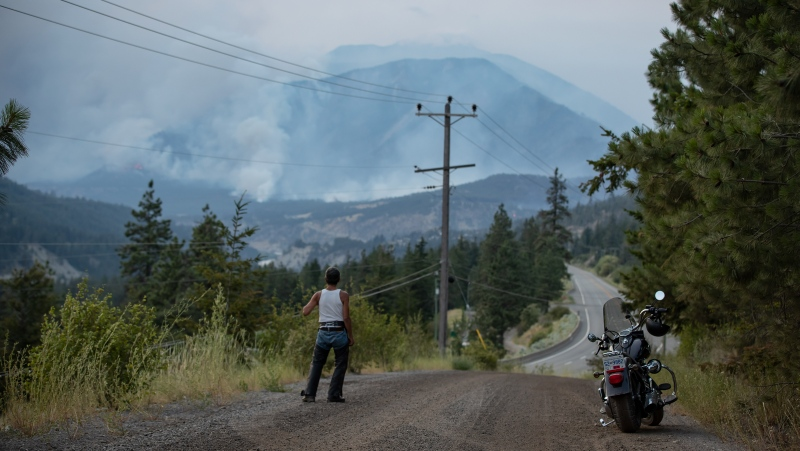 Maillot de bain 'Abysmal strive': B.C. wildfire response criticized by Indigenous leader