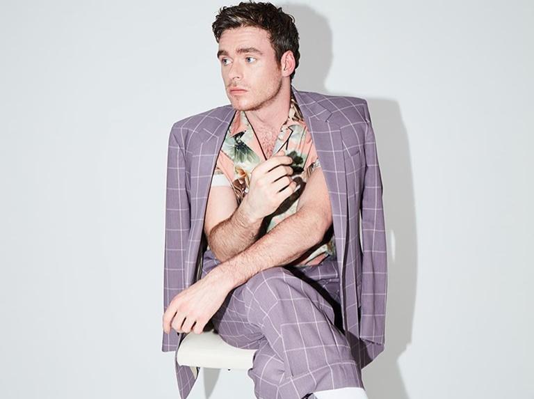Maillot de bain Richard Madden se anota un logro con famosa casa de modas