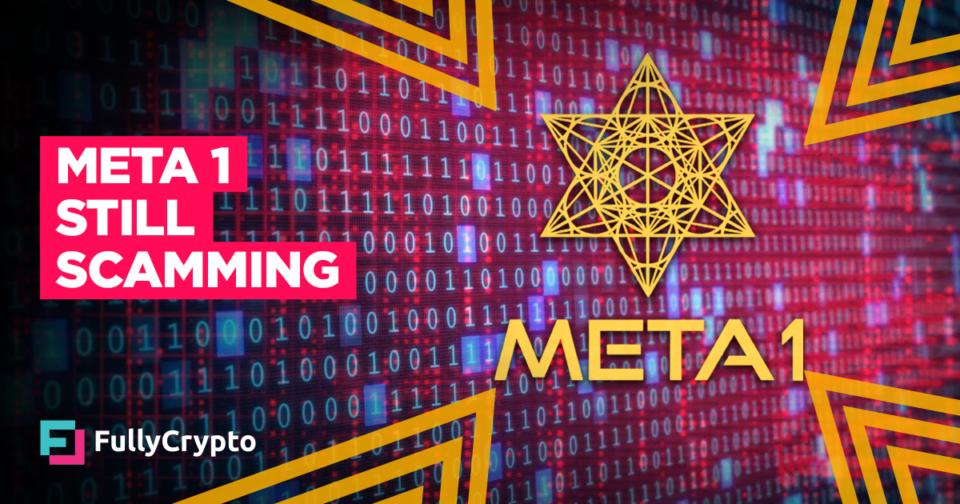 Maillot de bain META 1 Silent Scamming Investors No matter SEC Ban