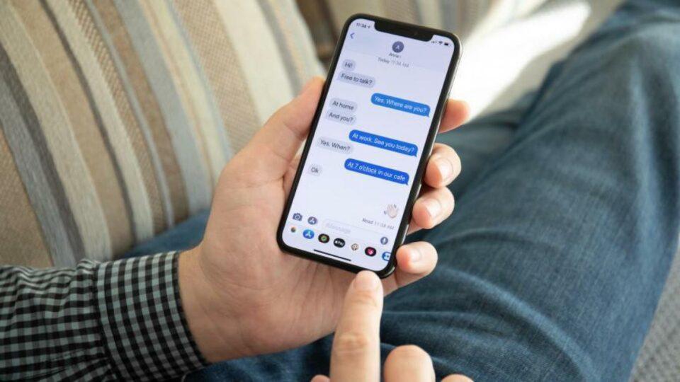 Maillot de bain Consideration, ne cliquez pas sur ce lien frauduleux envoyé par SMS: il s'agit d'une nouvelle arnaque! (photograph)