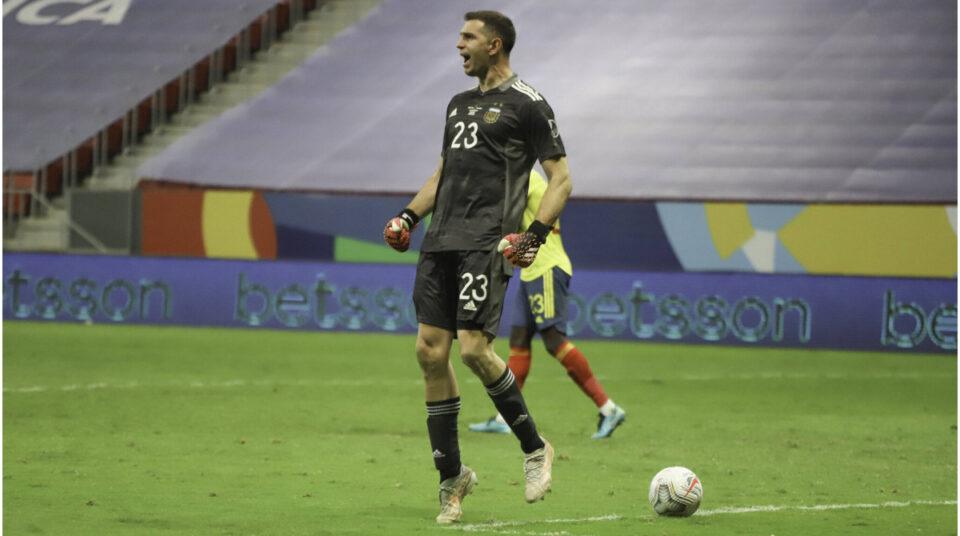 Maillot de bain Copa América: Argentinien besiegt Kolumbien – Traumfinale gegen Brasilien