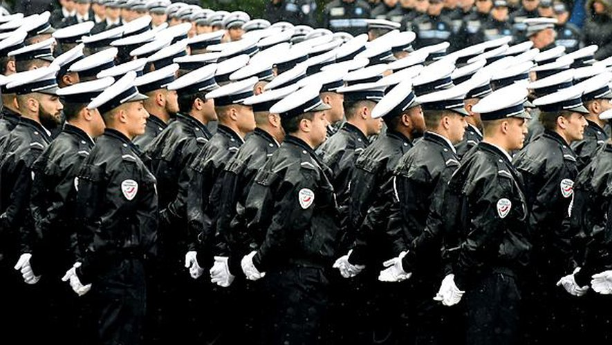 Ecole Nîmes : une suspicion de variant Delta à l'école nationale de police, 569 personnes testées