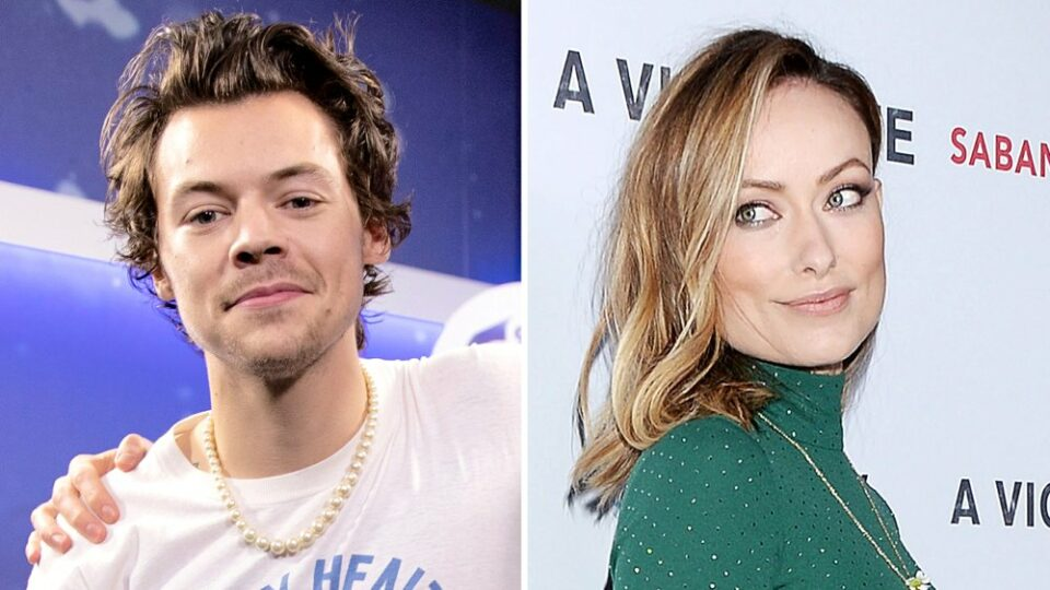 Maillot de bain Heating Up! Shirtless Harry Styles Kisses Olivia Wilde in Recent Vacation Pics