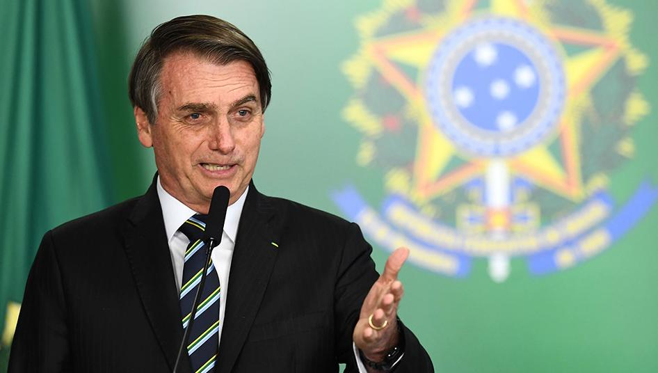 Maillot de bain Brasil: masiva movilización de bolsonaristas en desire de portar armas