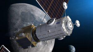 Maillot de bain NASA awards contract to Northrop Grumman to get Gateway module