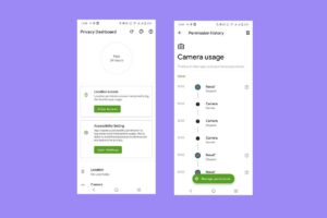 Maillot de bain Αυτή η εφαρμογή φέρνει το Privateness Dashboard του Android 12 σε οποιοδήποτε smartphone