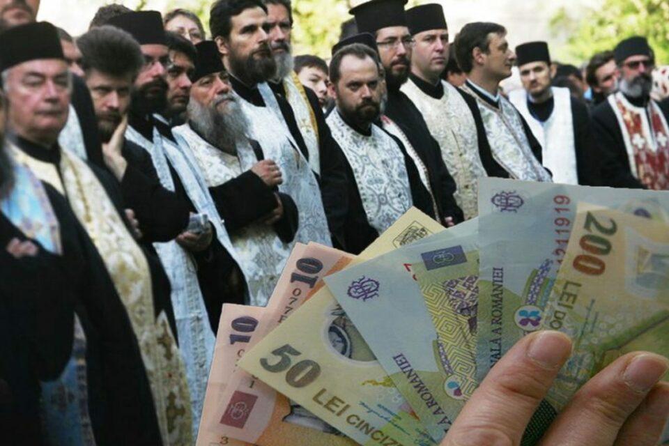 Maillot de bain Câți bani câștigă un preot în România. Salarii uriașe oferite de stat