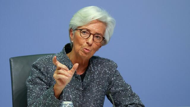 Maillot de bain Europäische Zentralbank : EZB will geldpolitischen Ausblick auf nächster Zinssitzung ändern