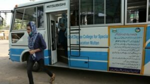Ecole Une école publique pour les transgenres ouvre au Pakistan, une première