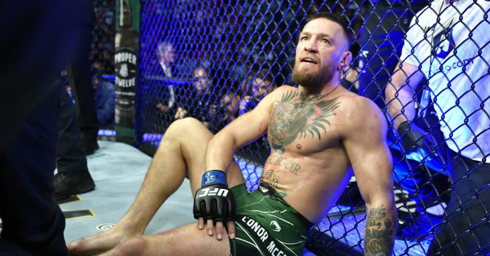 Maillot de bain Conor McGregor undergoes surgical design after struggling broken leg at UFC 264, expected to sort 'beefy recovery'