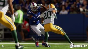 Maillot de bain Madden 22 feels both varied and eerily identical – Hands-on beta impressions