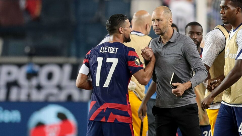 Maillot de bain Gregg Berhalter upset after 'rusty' Gold Cup opener against Haiti