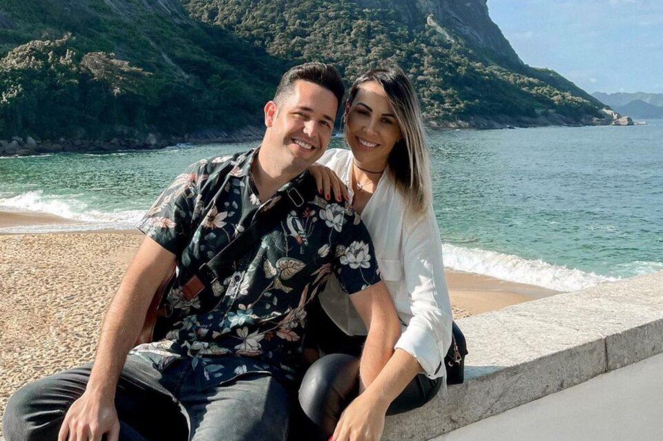 Maillot de bain Pastor Lucas desabafa sobre casamento com Tati Moreto e pede respeito