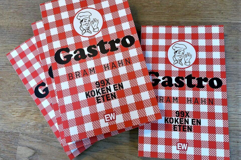 Maillot de bain Culinaire columns gebundeld: EW publiceert boek Gastro