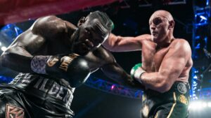 Maillot de bain Tyson Fury vs. Deontay Wilder III rescheduled to October 9