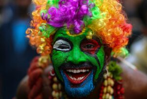 Maillot de bain Photos of the Week: Hajj prep; Bonalu in India