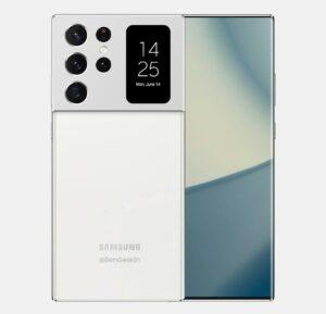 Maillot de bain Koncept kan visa hur Samsung Galaxy Impress 21 Extremely skulle ha sett ut!