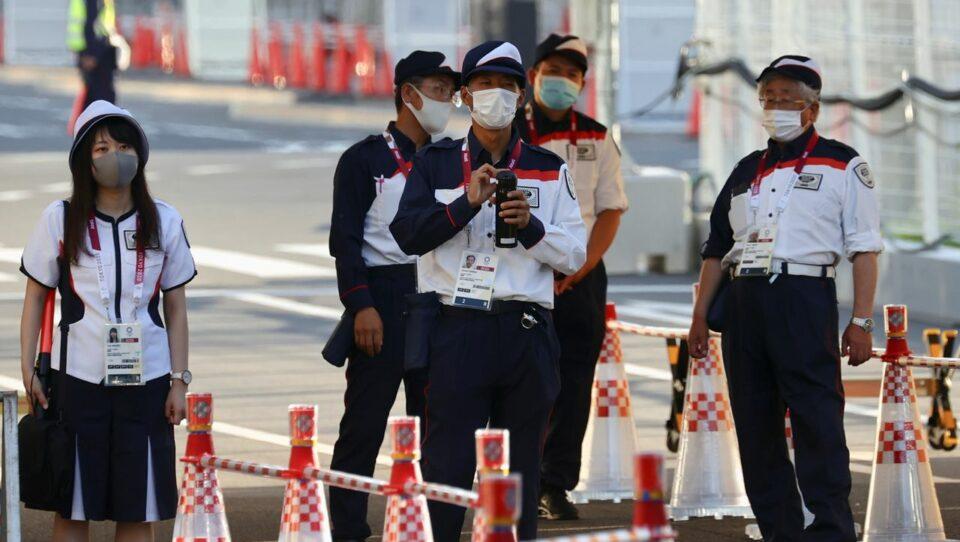 Maillot de bain Olympische Spiele 2021 in Tokio: Erste Corona-Fälle bei Athleten im Olympischen Dorf