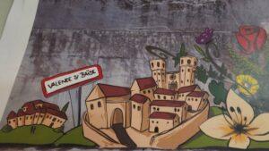 Ecole Valence-sur-Baïse. Une fresque par les «Chantiers jeunes» – ladepeche.fr