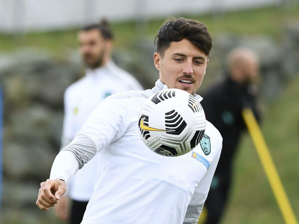Maillot de bain Alessandro Schöpf wechselt von Schalke zu Bielefeld