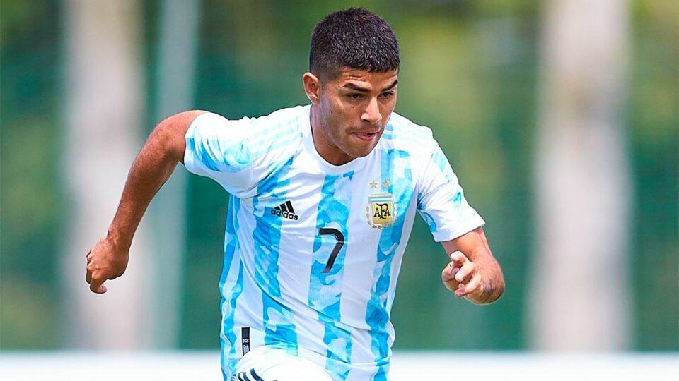 Maillot de bain Con el santiagueño Valenzuela, Argentina va por un debut triunfal ante Australia en Tokio