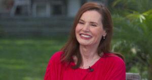 Maillot de bain Geena Davis on increasing opportunities for ladies on show