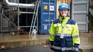 Maillot de bain [Ekstra] CO2-fangst i Oslo: Reduserer summen de søker om fra EUs Innovasjonsfond