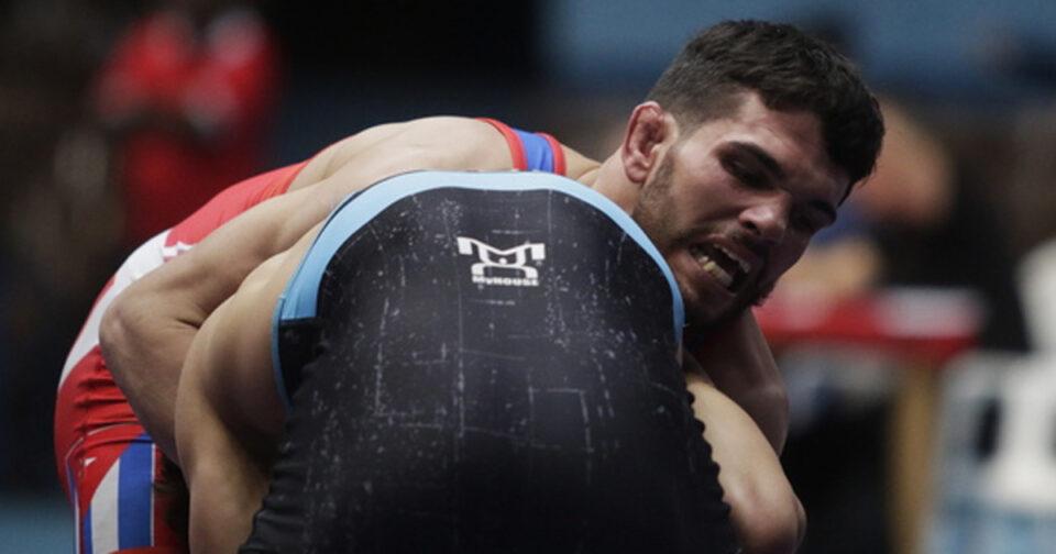 Maillot de bain Tokio 2020: Cuba con tres hombres en semifinales de la lucha greco