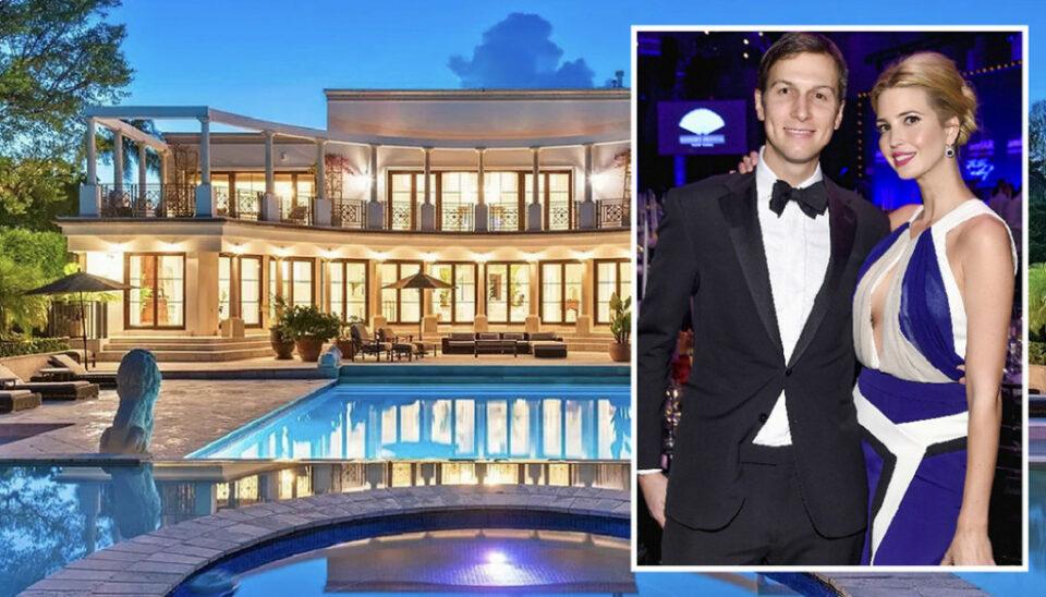 Maillot de bain Bela kuća na Ostrvu milijardera: Zavirite u novi dom Ivanke Tramp vredan 24 miliona dolara (foto)