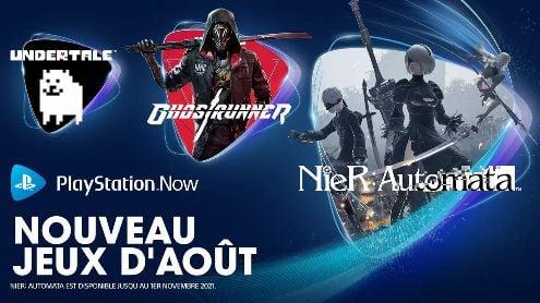 Maillot de bain PlayStation Now : Les nouveautés d'août annoncées, 3 jeux sympas arrivent en streaming