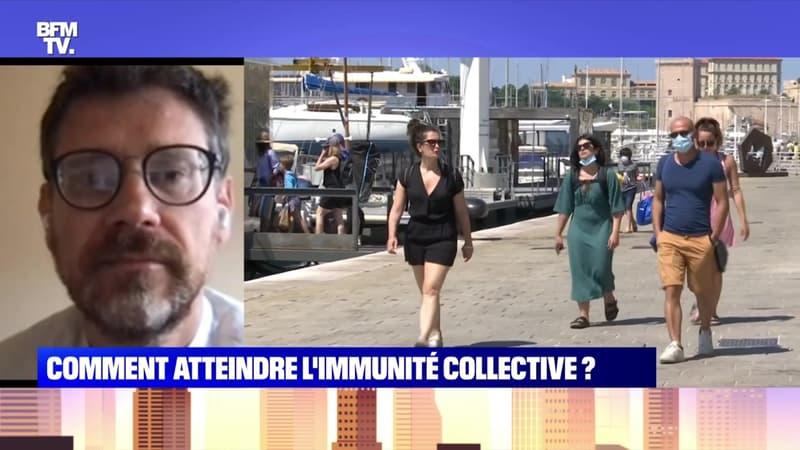 Maillot de bain Observation atteindre l'immunité collective ? – 03/08