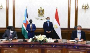 Maillot de bain Egypt, South Sudan signal agreements to spice up cooperation – Egypt – Ahram On-line