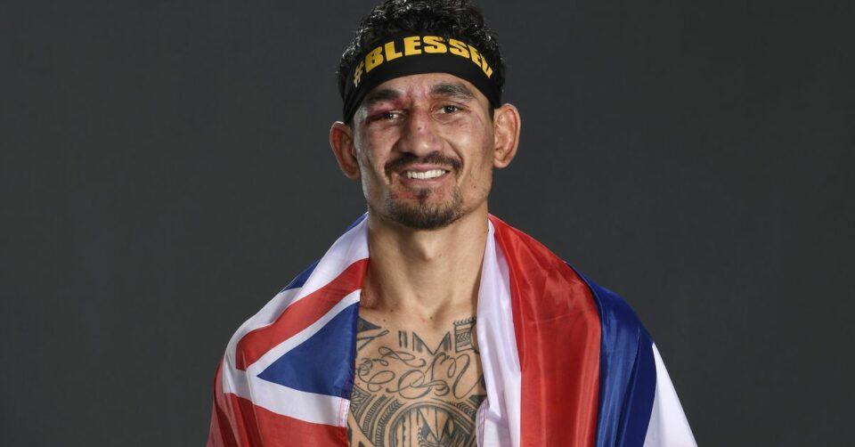 Maillot de bain UFC focused on Holloway vs. Rodriguez for November
