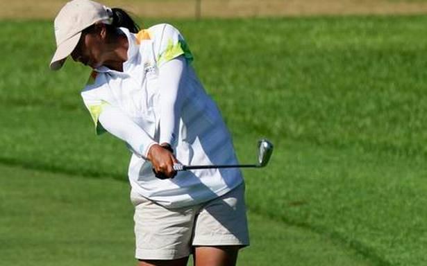 Maillot de bain Bengaluru golfer makes a large originate at Olympics