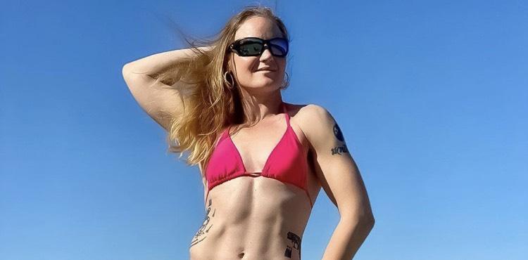 Maillot de bain UFC Champ Valentina Shevchenko posts bikini pics whereas coaching in Washington