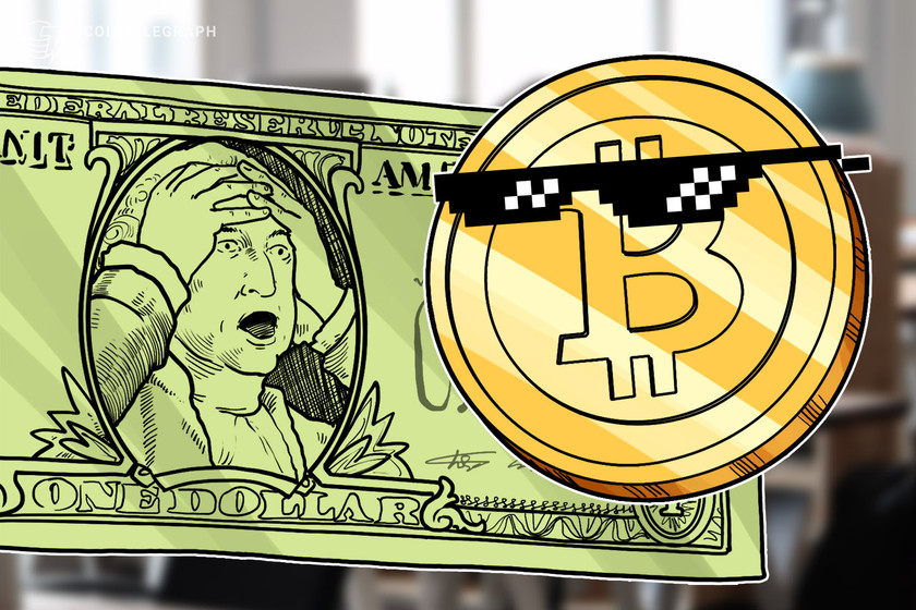 Maillot de bain 'Bitcoin fixes this' — US Infrastructure Invoice would add $250B to US debt mountain
