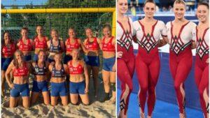 Bikini Bikinis échancrés obligatoires, les sportives se rebiffent : «Les fédérations sont dépassées par l'évolution de la société»